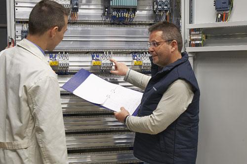 Instalaciones productivas más fiables, con mejor control y costes menores