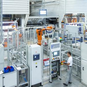 informática industrial: monitorización del control de producción, verificación con visión artificial, identificación y trazabilidad del atornillado automático y de piezas y componentes
