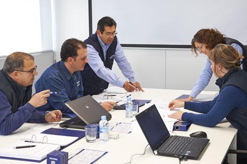 Gestión integral de proyectos de automatización y control