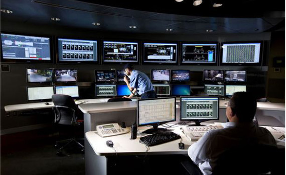 Automatización de edificios BMS (Building Management System).